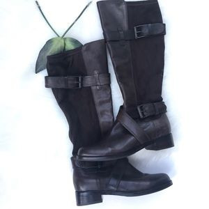 Cole Haan Brown Rider Boots (7)